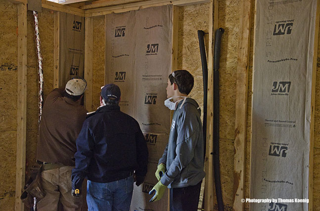 You are browsing images from the article: The North Spartanburg Habitat Home